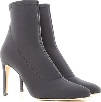 Boots for Women, Booties On Sale, Black, Leather, 2017, 4.5 7.5 Giuseppe Zanotti