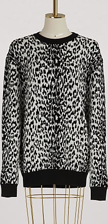 Leopard oversized pullover Givenchy Clearance Excellent Free Shipping Many Kinds Of Many Kinds Of Cheap Price Best Place To Buy Online Free Shipping Brand New Unisex 2biVniguv