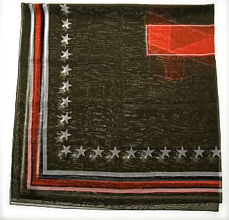 Scarf for Women On Sale, Military, Cotton, 2017, Universal Size Givenchy