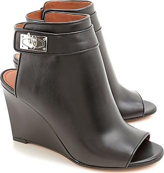 Zapatos de Mujer Baratos en Rebajas Outlet, Negro, Piel, 2017, 35.5 36.5 Givenchy
