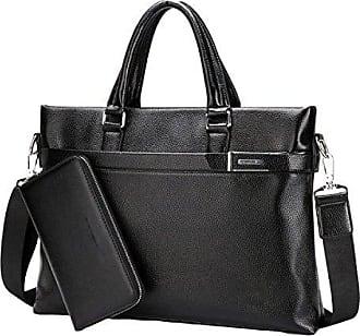 Damen Leder Leder Schultertasche Wilde Mode Messenger Tasche Einfache Handtasche,Green-OneSize GKKXUE