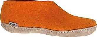 Modell A Filzschuh orange - 42 Glerups dk wgiwFr
