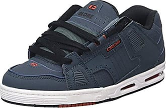The Eagle SG, Herren Sneaker, Braun (Toffee/White), 42.5 EU (8.5 UK/9.5 US) Globe