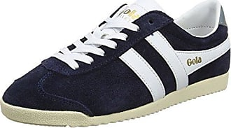 Harrier 50 Suede, Sneaker Donna, Blu (Navy/White EW Blue), 41 EU Gola
