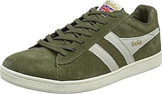 Gola Varsity, Sneaker Uomo, Nero (Black/Off White BW Black), 44 EU