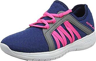 Gola Sondrio, Chaussures De Sport D'intérieur Pour Les Femmes, Gris (gris / Rose), 40 Eu