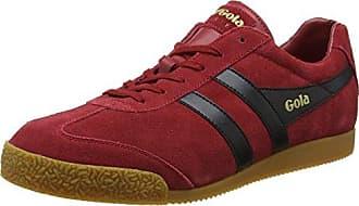 GolaHarrier Suede - Zapatillas Hombre, Color Rojo, Talla 42