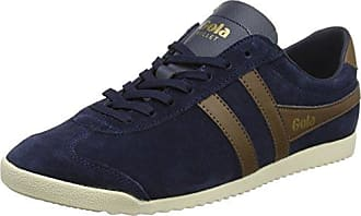 Bullet Nylon, Sneaker Uomo, Blu (Navy/Ecru/Orange), 43 EU Gola