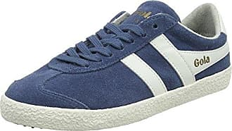 Specialist Leather, Sneaker Uomo, Bianco (White/Red), 43 EU Gola