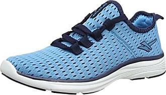Gola Tempeh, Chaussures De Sport D'intérieur Pour Les Femmes, Gris (gris / Menthe), 39 Eu