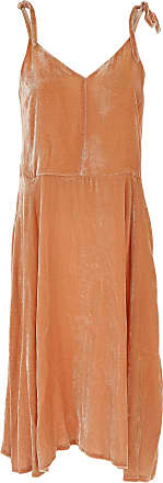 Dress for Women, Evening Cocktail Party On Sale, Vanille, Viscose, 2017, 10 12 8 Golden Goose
