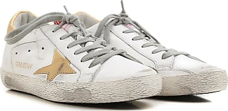 Sneakers for Women On Sale, Cognac, Fabric, 2017, 2.5 3.5 4.5 5.5 7.5 Golden Goose