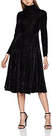 Goldie London Bardot, Vestido para Mujer, Negro, 36 (S)