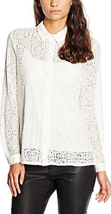 Feel It All, Blouse Femme, Blanc (Ivory 001), 40 (Taille Fabricante:36)Goldie London