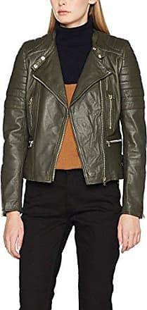 Jacket172, Blouson Femme, Grün (Commando Green Commgreen), LargeGoosecraft