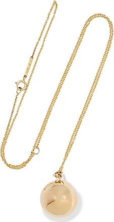 Grace Lee Designs 14-karat Gold, Pearl And Diamond Brooch - White