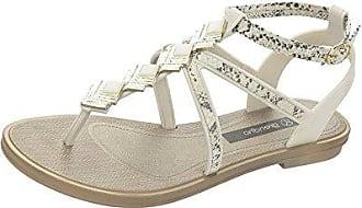 Grendha Glamour Thong Womens Flip Flops / sandfarbeale - Bronze Snake - SIZE EU 41/42 yX05fyHfyz