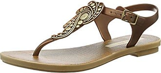 Brasil Allure Damen Sandalen, Bronze, Größe 40 Grendha