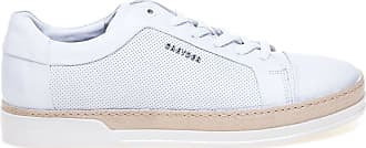 Greyder Sneaker, im Basic Look mit Metallic Detail, weiß, white