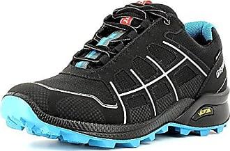 Grisport Unisex Schuhe Herren und Damen Terrain Mid Spotex Trekking- und Wanderstiefel, Wasserdichte und Atmungsaktive Spotex-Membran-Konstruktion Grau (V5), EU 39