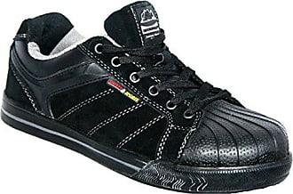 Groundwork , Herren Sneaker Low-Tops , schwarz - schwarz / grau - Größe: 45