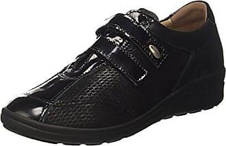 SC3675, Sneaker a Collo Basso Donna, Nero, 39 EU GrÜnland