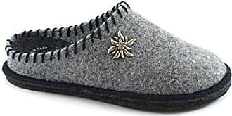 CB1662 Pantoffel Frauen Grau 40 GrÜnland Billig Großhandelspreis VJVeX