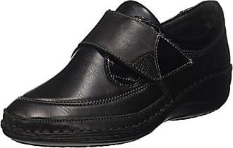 GRüNLAND SC3683, Chaussures à Lacets FemmeNoirNoir (Nero Nero), 37 EU EU