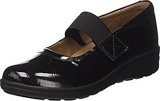 GRüNLAND SC3541, Sneakers Basses FemmeNoirNoir (Nero Nero), 40 EU EU