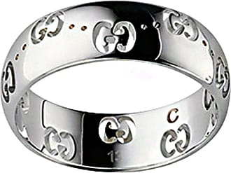 Ring for Women, White Gold, 18 kt White Gold, 2017, USA 6 3/4 ( I 14 - GB N) Gucci