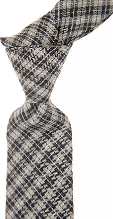 Ties On Sale, Ash Gray, Wool, 2017, one size Gucci