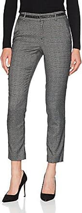 Guess Costanza, Pantalon Femme, (Grey Prince of Wales), 42 (Taille Fabricant: 28)