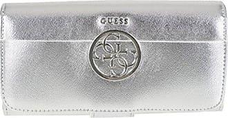 Devyn SLG SM642159 Damen File Clutch 20x10x2cm silver Guess EPSHlCQE