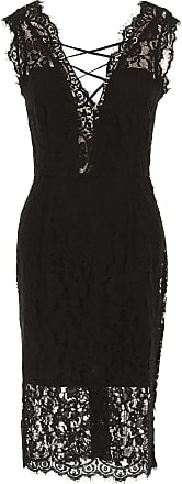 Dress for Women, Evening Cocktail Party On Sale, Black, Viscose, 2017, 10 12 6 8 Guess