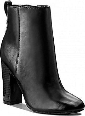 Guess Rita Lea10 Black, Schuhe, Stiefel & Stiefeletten, Stiefeletten, Schwarz, Female, 38