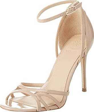 Footwear Dress Sandal, Escarpins Bride Cheville Femme, Beige (Medium Natural), 39 EUGuess