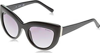 Womens GF6016_32G Sunglasses, Yellow (Giallo/Nero), 60 Guess