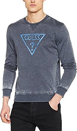 Larry Cn LS Fleece, Sudadera Hombre, Gris (Grey H942), Medium Guess