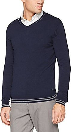 GUESS LS Vn Cosmo Swtr, Jersey para Hombre
