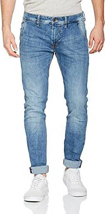 M73A81D2NL0, Pantalones para Hombre, Multicolor (Dream On), 48 (Talla del Fabricante: 33) Guess