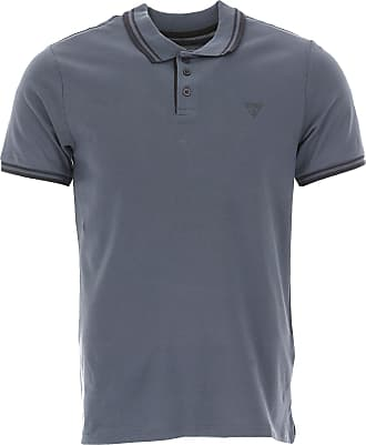 Polo Shirt for Men On Sale, Dark Grey, Cotton, 2017, L M S XL XXL Blauer