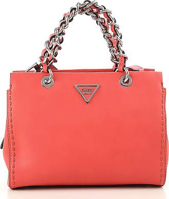 Top Handle Handbag On Sale, Black, polyurethane, 2017, one size Guess