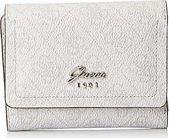 Swcr6623590, Womens Wallet, White (Bianco), 2x10x20 cm (W x H L) Guess