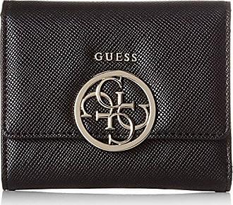 Guess Slg Wallet, Portefeuilles femme, (Black), 3x11.5x12 cm (W x H L)