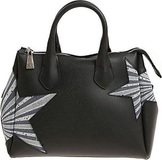 Gum Gianni Chiarini Blue handbag with glitter inserts xHf7cR