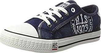 H.I.S 151-018, Damen Sneakers, Pink (Pink), 38 EU