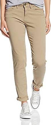 Monroe, Pantalon Femme, Beige (Flax 2217), 34 W/31 LHis