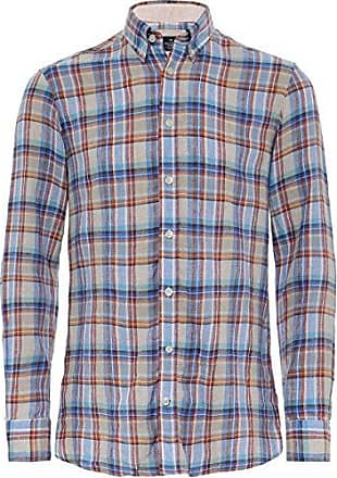 Mens Cuba CHK Lin Cot Casual Shirt Hackett Best Store To Get Cheap Online Shop For Sale Online Cheap Sale Wiki Cheap Brand New Unisex Buy Cheap Inexpensive cgkAqj