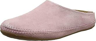 Softino, Chaussons Mules Mixte Adulte, Gris (Graphit), 37 EUHaflinger