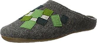 Everest Lotta, Zapatillas de Estar por Casa para Mujer, Marrón (Schoko 552), 39 EU Haflinger